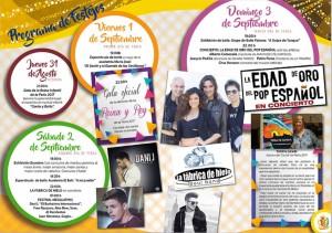 Programa de la Feria de Estepa 2017
