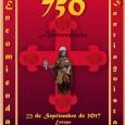Con motivo del 750 aniversario de la Encomienda Santiaguista de Estepa, el próximo sábado se desarrollarán las siguientes actividades: