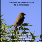 XX aniversario del Refugio de la Serpiente