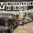 El próximo 8 de octubre tendrá lugar la IV Concentración De Coches Clásicos e Históricos de Estepa,  organizada por el Club Clasicostippo.