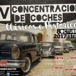 IV Concentración de Coches Clásicos e Históricos de Estepa