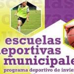 Escuelas Deportivas Municipales de Invierno en Estepa 2017/2018