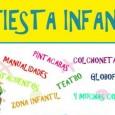 El domingo 24 de septiembre en la Caseta Municipal Paco Gandía de Estepa, los más pequeños podrán disfrutar desde las 12:00 a las 20:00 de numerosas actividades.