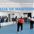 En el marco del Programa de Dinamización y Fomento de Valores Ciudadanos dirigidos a los Adultos 2017, se pone en marcha las clases de Gimnasia de Mantenimiento