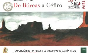Exposición de pintura en Estepa: «De Bóreas a Céfiro»