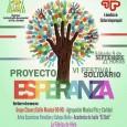 """La Archicofradía Sacramental de Paz y Caridad organiza la VI edición del Festival Solidario """"Proyecto Esperanza"""" a beneficio de Cáritas Interparroquial."""