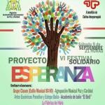 VI Festival Solidario Proyecto Esperanza en Estepa