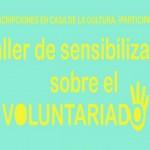 Taller de sensibilización sobre el voluntariado en Estepa