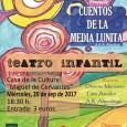 """El 20 de septiembre en la Casa de la Cultura de Estepa podremos disfrutar de una sesión de teatro infantil con la obra """"Cuentos de la media lunita""""."""