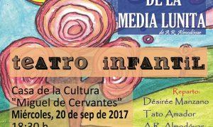 Teatro en Estepa: Cuentos de la media lunita