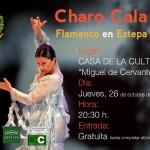 Flamenco en Estepa: Charo Cala