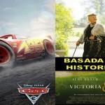 """Cine en Estepa: """"Cars 3″ y """"Victoria & Abdul"""""""