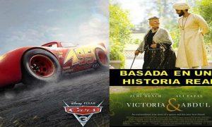 Cine en Estepa: «Cars 3» y «Victoria & Abdul»