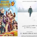 """Cine en Estepa: """"Operación Cacahuete 2"""" y """"El muñeco de nieve"""""""