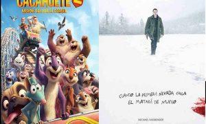 Cine en Estepa: «Operación Cacahuete 2» y «El muñeco de nieve»