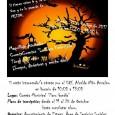 El próximo martes 31 de octubre en horario de 17:00 a 19:00 se celebrará la IV Fiesta de Halloween en la Caseta Municipal Paco Gandía  de Estepa.