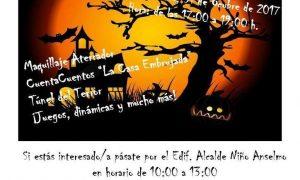 IV Fiesta de Halloween en Estepa 2017