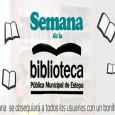 """Del martes 24 al jueves 26 de octubre tendrá lugar la """"Semana de la Biblioteca Pública Municipal de Estepa"""". Habrá una serie de actividades."""