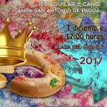 Roscón Solidario 2017 en Estepa