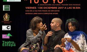 Teatro en Estepa: «Tú o yo»