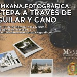 "Gymkana fotográfica: ""Estepa a través de Aguilar y Cano"""
