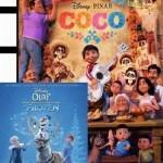 """Cine en Estepa: """"Coco"""" y cortometraje de """"Frozen"""""""