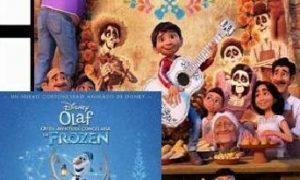 Cine en Estepa: «Coco» y cortometraje de «Frozen»