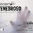 El miércoles 22 de noviembre tendrá lugar un concierto en el que participarán alumnos y profesores del Conservatorio y Escuela de Música de Estepa.