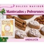 Los Mantecados y Polvorones de Estepa protagonistas del cupón de la ONCE