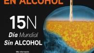 """Hoy se celebra el Día Sin Alcohol y desde Ciudades ante las Drogas se ha preparado una campaña bajo el lema """"No te ahogues en alcohol""""."""