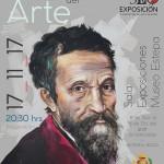 """Exposición de pintura en Estepa: """"Rostros del Arte"""""""