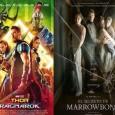 """Este fin de semana en el cine de la Casa de la Cultura de Estepa, se proyectarán las películas """"Thor Ragnarok"""" y """"El secreto de Marrowbone""""."""