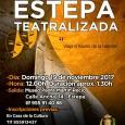 El domingo 19 de noviembre a partir de las 12:00 se realizará en Estepa una visita teatralizada a través de su patrimonio y monumentos.