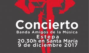 Concierto en Estepa: 750 Aniversario de la Encomienda Santiaguista