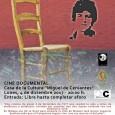 """En la Casa de la Cultura de Estepa se proyectará el documental """"García Caparrós, memoria de nuestra lucha"""". El documental está dirigido por Hazeina Rodríguez."""