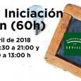 La Delegación de Juventud del Ayuntamiento de Estepa pondrá en marcha con la colaboración de la Diputación de Sevilla un curso de iniciación al alemán de 60 horas de duración.