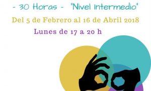 Curso intermedio de lengua de signos española en Estepa