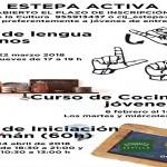 Cursos para jóvenes en Estepa 2018