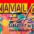El sábado 17 de febrero en la Caseta Municipal Paco Gandía de Estepa tendrá lugar la edición 2018 del Carnaval de Estepa.