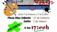 """Los días 23 de febrero y 2 de marzo la delegación de Turismo del Ayuntamiento de Estepa pondrá en marcha sendas jornadas de """"Urban Sketcher""""."""