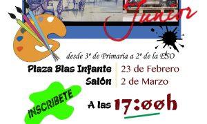 Jornadas de dibujo urbano infantil en Estepa