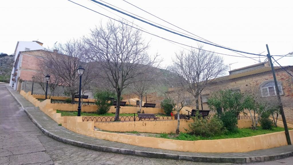 Parques de la Sierra Sur de Sevilla