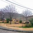 El Parque de la Colailla, construido en terrazas, se situa en la cara oeste de Estepa, lindando con la calle La Colailla y la calle Camino del Pozo Nuevo.