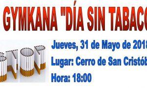 III Gymkana «Día sin tabaco» en Estepa