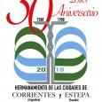 El sábado 2 de junio se celebrará el 30 Aniversario del Hermanamiento entre las ciudades de Corrientes en Argentina y Estepa.