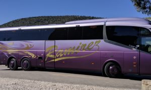 Autocares Herederos de Rafael Ramírez S.L. | Transporte