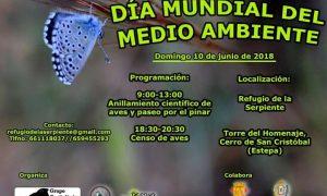 Actividades del Día Mundial del Medioambiente 2018 en Estepa