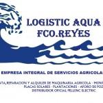 Logistic Aqua – Francisco Reyes | Servicios agrícolas