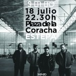 """Concierto en Estepa: """"Sheperd"""" en la Plaza de la Coracha"""