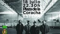 """Este miércoles en la Plaza de la Coracha de Estepa disfrutaremos de un concierto al aire libre. Será a partir de las 22:30 cuando el grupo """"Sheperd"""" ponga la melodía a la noche."""